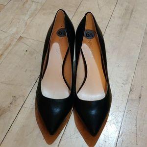Nine West Black Heels - 6.5 - brand new